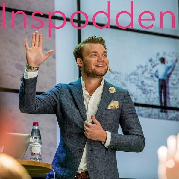 Emanuel Nilsson Föreläsare i Podcast Inspodden